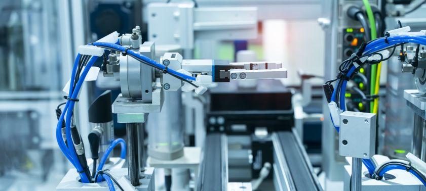 Industrie 4.0 – IT / Softwareentwicklung für Maschinen und Anlagen