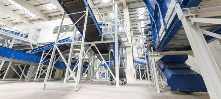 Recycling-/Entsorgungsindustrie